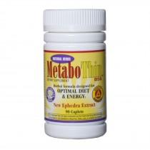 American Generic Labs Metabothin Ephedra Pills B56 90 Caplets